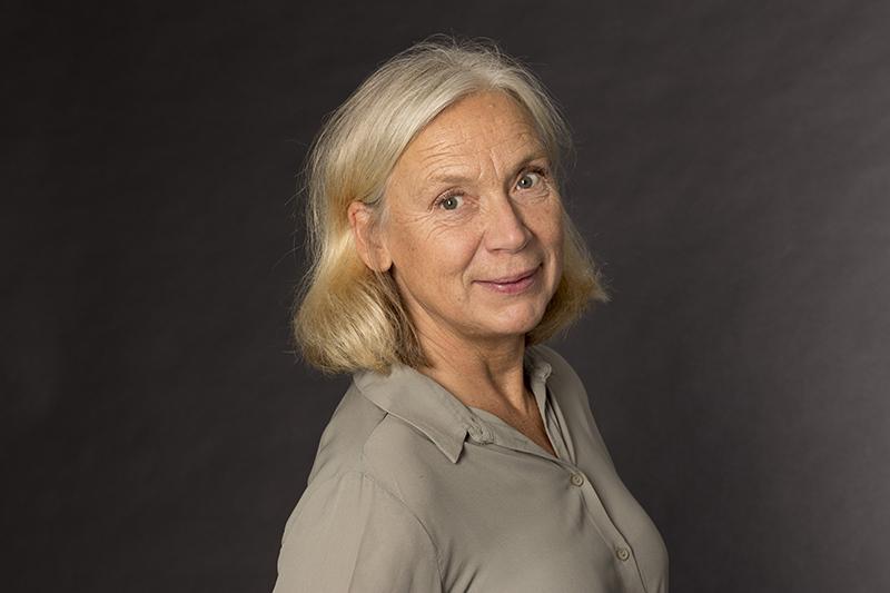 Skådespelare Susanne Gunnersen